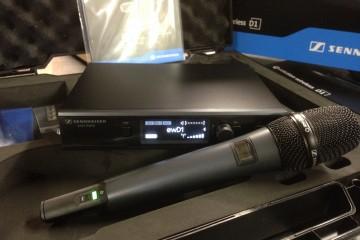 Sennheiser evolution wireless D1