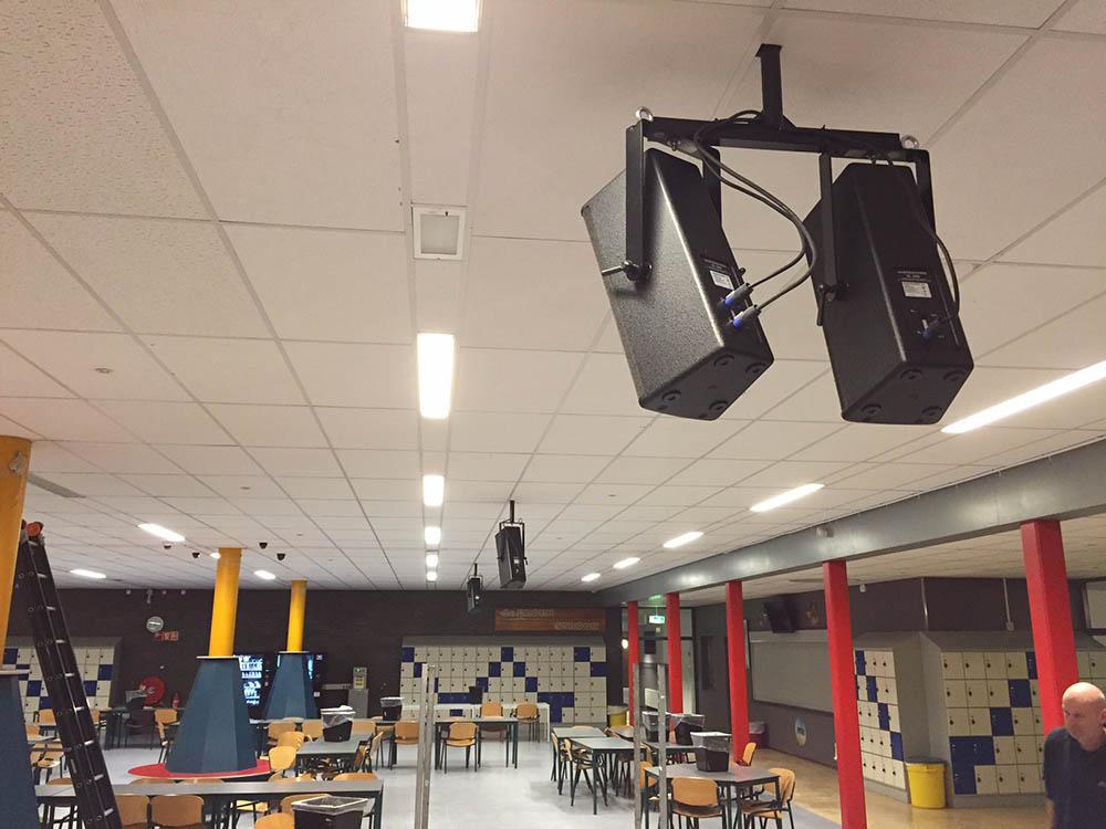 KMPA-vaste installaties