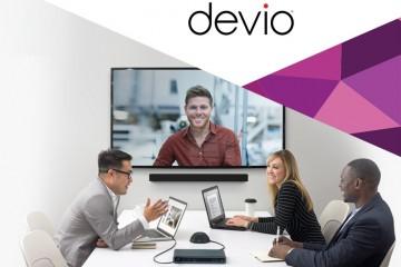 Devio videoconferentie